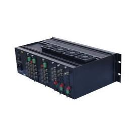 LevelOne CVH-2100 - Modulare Erweiterungseinheit - 3U - Rack-montierbar Produktbild