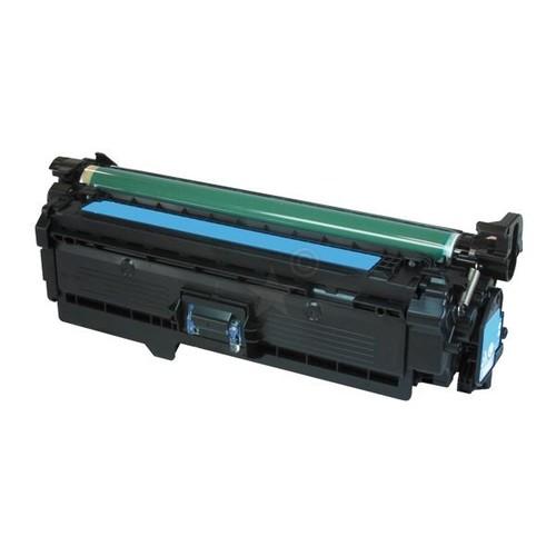 Toner (CE261A) für Color Laserjet CP4525/CM4540 11000 Seiten cyan BestStandard Produktbild Front View L