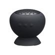 Ednet Sticky Speaker - Lautsprecher - tragbar - kabellos - Bluetooth - 2 Watt Produktbild