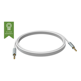 VISION Techconnect - Audiokabel - Stereo Mini-Klinkenstecker (M) bis Stereo Mini-Klinkenstecker (M) - 1 m - Produktbild