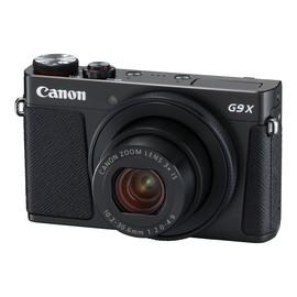 Canon PowerShot G9 X Mark II - Digitalkamera - Kompaktkamera - 20.1 MPix - 1080p / 60 BpS - 3x optischer Produktbild