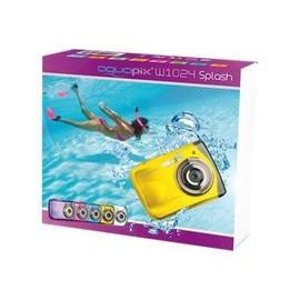 Easypix Aquapix W1024 Splash - Digitalkamera - Kompaktkamera - 10.0 MPix / 16.0 Mix (interpoliert) - Produktbild