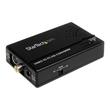 StarTech.com Composite und S-Video auf VGA Video Konverter mit Scaler - Videokonverter - Composite Video, Produktbild