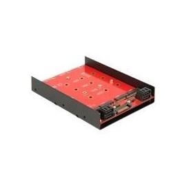 DeLOCK - Speicher-Controller - SATA 6Gb/s - 6 Gbit/s - SATA 6Gb/s Produktbild
