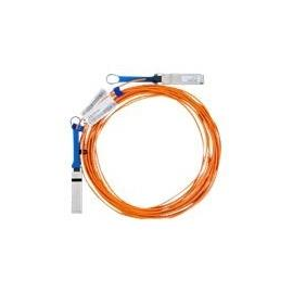 Mellanox 40 Gb/s Active Optical Cable - InfiniBand-Kabel - QSFP+ bis QSFP+ - 3 m - Glasfaser Produktbild