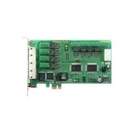 Gerdes AG PrimuX 4S0 - ISDN Terminal Adapter - PCIe x1 - ISDN BRI S0 - Digitalsteckplätze: 4 Produktbild