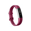 Fitbit Alta HR - Edelstahl - Aktivitätsmesser mit Band - Fuchsie - L - einfarbig Produktbild