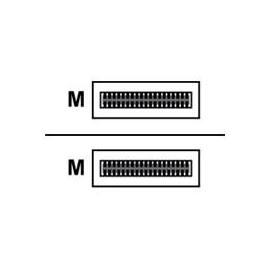 Mellanox FDR Active Optical Cable - InfiniBand-Kabel - QSFP (M) bis QSFP (M) - 3 m - Glasfaser Produktbild