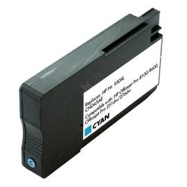 Tintenpatrone (CN046AE) für Officejet Pro 8100/8600 17ml cyan BestStandard Produktbild