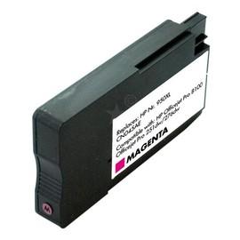 Tintenpatrone (CN047AE) für Officejet Pro 8100/8600 17ml magenta BestStandard Produktbild