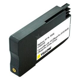 Tintenpatrone (CN048AE) für Officejet Pro 8100/8600 17ml yellow BestStandard Produktbild