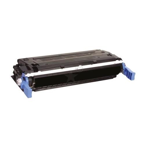 Toner (TK-590C) für FS-C2026/2126/ 2526MFP 10000Seiten cyan HC BestStandard Produktbild Front View L