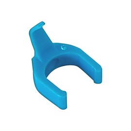 PatchSee PatchClip BC/PC - Kabelklammer - Hellblau (Packung mit 50) Produktbild