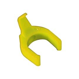 PatchSee PatchClip JA/PC - Kabelklammer - Gelb (Packung mit 50) Produktbild