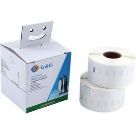 LabelWriter-Adress-Etiketten 36x89mm weiß passend zu Dymo S0722400 (PACK=2 STÜCK) Produktbild