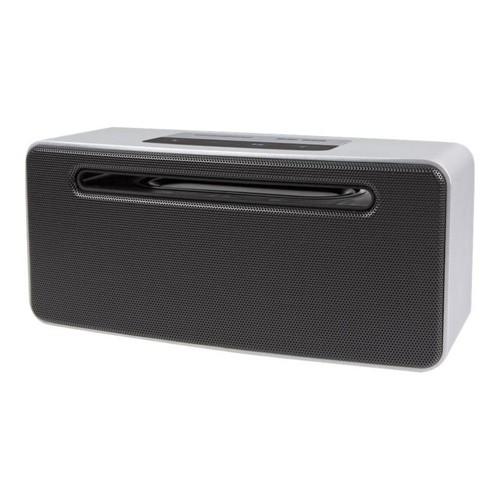 Swisstone BX 600 - Lautsprecher - tragbar - kabellos - Bluetooth - 10 Watt Produktbild Front View L