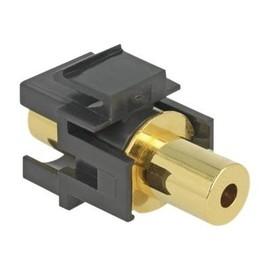 DeLOCK - Audiokoppler - Mini-Stecker (M) bis Mini-Stecker (M) - 3.63 m - Schwarz Produktbild
