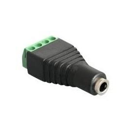 DeLOCK - Audio-Adapter - 4-poliger Anschlussblock (W) bis Mini-Phone Stereo 3,5 mm (W) Produktbild