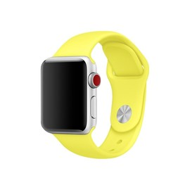 Apple 38mm Sport Band - Uhrarmband - 130-200 mm - Flash - für Watch (38 mm) Produktbild
