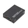 DIGITUS Professional DN-82133 - Medienkonverter - GigE - 1000Base-X, 100Base-X - SFP (mini-GBIC) / SFP Produktbild