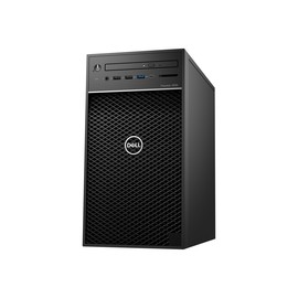 Dell Precision 3630 Tower - MT - 1 x Core i7 8700 / 3.2 GHz - RAM 8 GB - HDD 1 TB - DVD-Writer Produktbild
