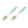 DIGITUS - Patch-Kabel - LC Multi-Mode (M) bis LC Multi-Mode (M) - 3 m - Glasfaser - 50/125 Mikrometer Produktbild