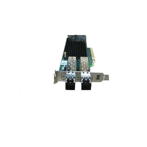 Emulex LPe31002-M6-D - Hostbus-Adapter - PCIe 3.0 x8 Low-Profile - 16Gb Fibre Channel x 2 - CRU - für PowerEdge C4130, Produktbild