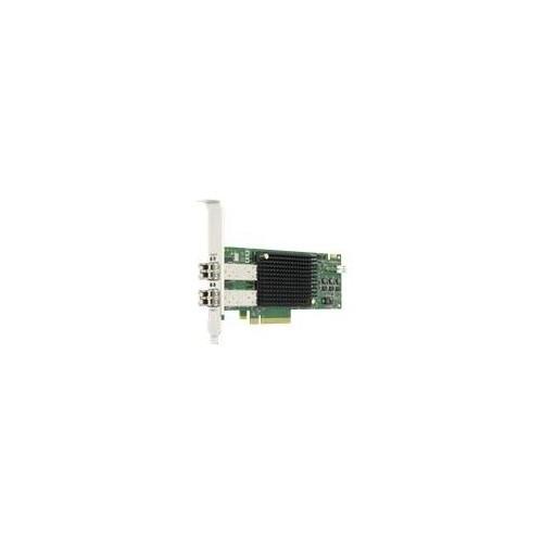 Emulex LPe31002-M6-D - Hostbus-Adapter - PCIe 3.0 x8 Low-Profile - 16Gb Fibre Channel x 2 - CRU - für PowerEdge C4130, Produktbild Additional View 1 L