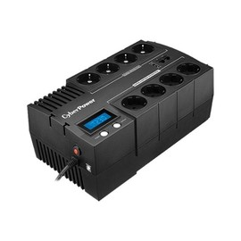 CyberPower BRICs LCD Series BR1000ELCD - USV - Wechselstrom 220/230/240 V - 600 Watt - 1000 VA - USB Produktbild