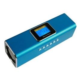 Technaxx MusicMan MA Display Soundstation - Digital Player - Blau Produktbild
