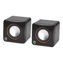 Manhattan 2600 Series Speaker System - Lautsprecher - tragbar - 6 Watt (Gesamt) Produktbild
