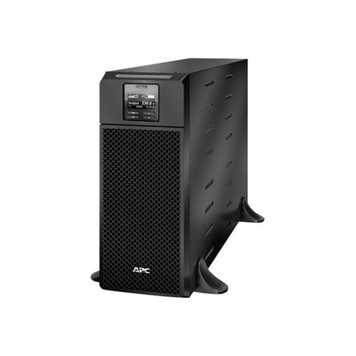 APC Smart-UPS SRT 6000VA - USV - Wechselstrom 230 V - 6000 Watt - 6000 VA - Ethernet 10/100, USB Produktbild Additional View 1 L