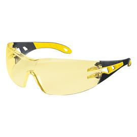Schutzbrille pheos HC/AF amber schwarz/gelb/amber UVEX 9192 385 Produktbild