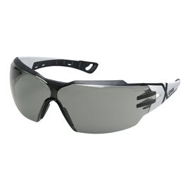 Schutzbrille pheos cx2 grau weiß/schwarz UVEX 9198237 Produktbild