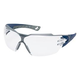 Schutzbrille pheos cX2 farblos blau/grau UVEX 9198257 Produktbild