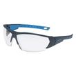 Laborschutzbrille i-works farblos anthrazit/blau UVEX 9194171 Produktbild