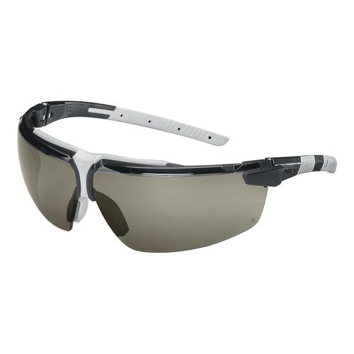 Schutzbrille i-3 HC/AF grau schwarz/hellgrau UVEX 9190281 Produktbild Front View L