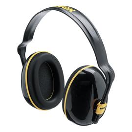 Kapselgehörschützer K200 schwarz/gelb UVEX 2600200 Produktbild
