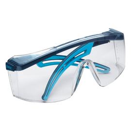 Schutzbrille astrospec 2.0 NCH farblos blau/hellblau UVEX 9164 065 Produktbild