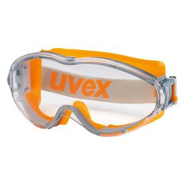 Schutzbrille ultrasonic HC-AF farblos orange/grau UVEX 9302 245 Produktbild