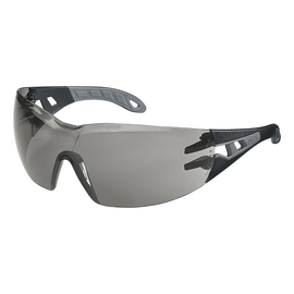 Schutzbrille pheos HC/AF grau schwarz/grau UVEX 9192 285 Produktbild