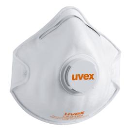 Atemschutzmaske FFP2 m.Ventil UVEX 8732210 (PACK=15 STÜCK) Produktbild