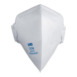 Atemschutzmaske Silv-Air FFP1 o.Ventil UVEX 8733100 (PACK=30 STÜCK) Produktbild
