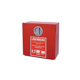Wandbehälter für Löschdecke 30x30x12,5cm rot Söhngen 0602058 Produktbild