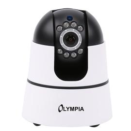 IP Kamera IC 600 mit integrierter LAN/WLAN-Einheit Olympia Produktbild