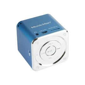 Technaxx MusicMan Mini - Digital Player - Blau Produktbild