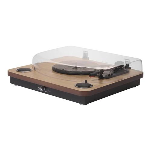DENVER VPL-200 - Plattenspieler - 5 Watt (Gesamt) - Holz Produktbild