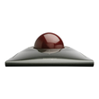 Kensington SlimBlade Trackball - Trackball - kabelgebunden - USB - Graphite, Rubinrot Produktbild