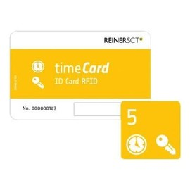 ReinerSCT timeCard ID Card RFID - RF Proximity Card (Packung mit 5) Produktbild