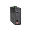 LevelOne IEC-2000 - Medienkonverter - GigE - 10Base-T, 1000Base-LX, 1000Base-SX, 100Base-TX, 1000Base-T - Produktbild Additional View 1 S